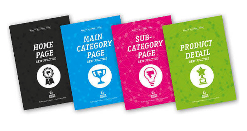 Read More about 5 years of research has finally come to an end with a 4-book best practice series on eCommerce
