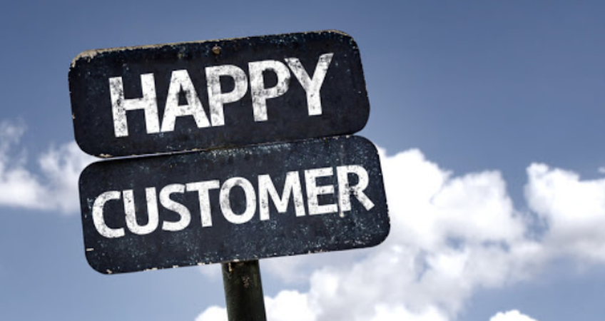 Read More about My client is happy when their customers are happy