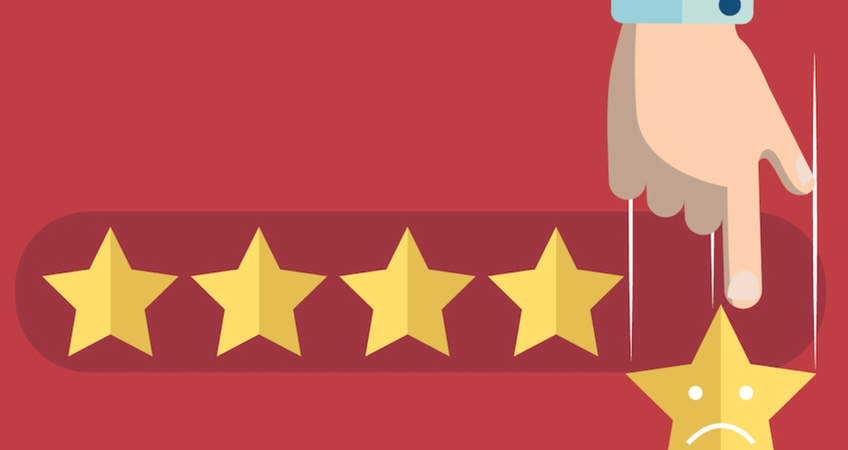 Read More about 53% of consumers seek out NEGATIVE reviews