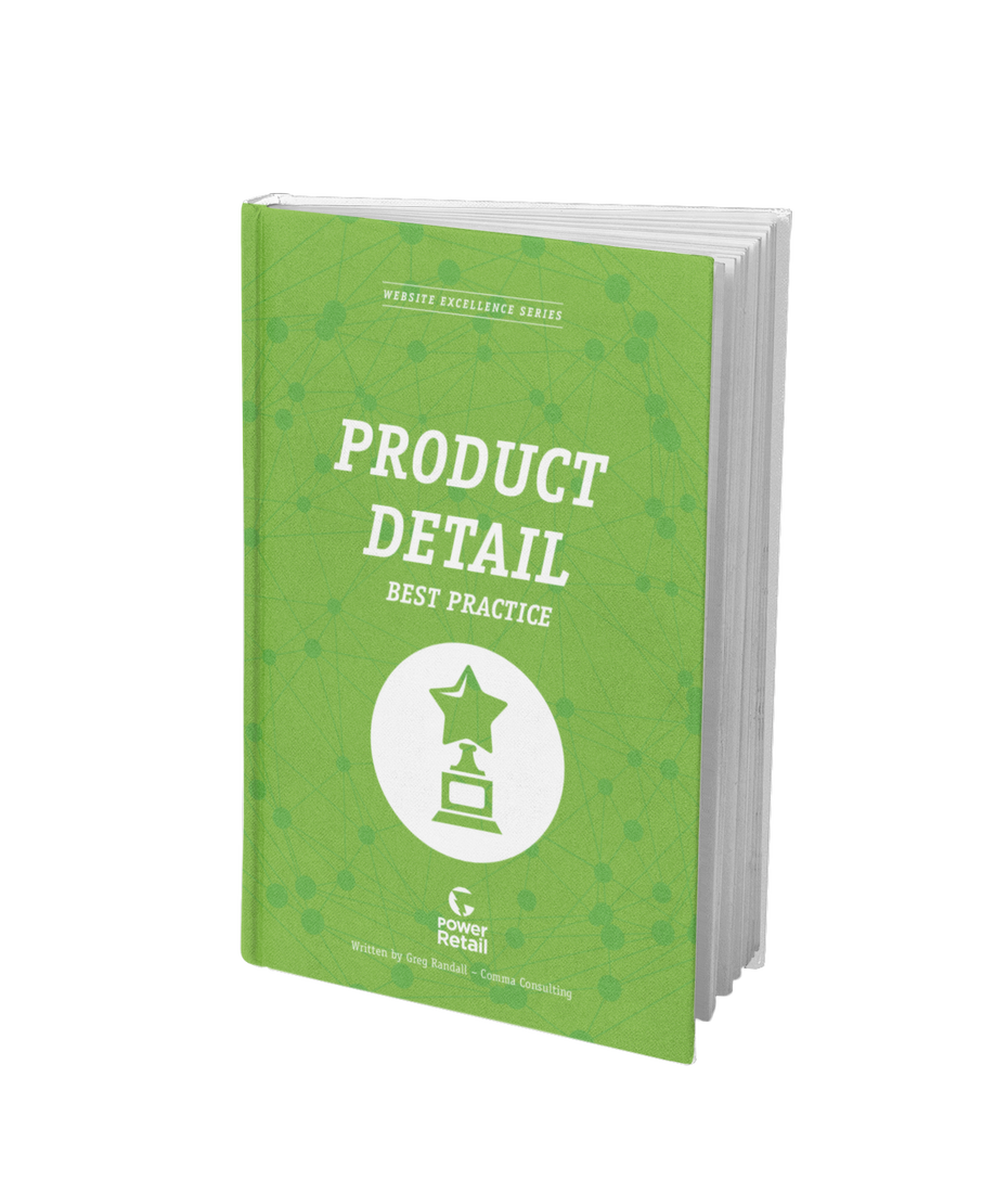Book 4 - Best Practice Product Detail Page
